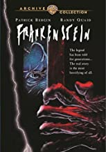 Frankenstein by Patrick Bergin