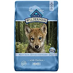 Blue Buffalo Wilderness High Protein Puppy Dog Food