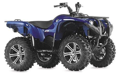 ITP TerraCross R/T, SS212, Tire/Wheel Kit - 26x8Rx14 - Machined 43196