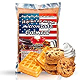 American Suplement - 1000 gr - Harina de Avena Integral, ideal para tortitas, batidos, bizcochos y magdalenas (COOKIES)