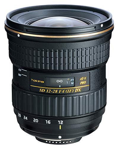 Tokina 12-28mm f/4.0 AT-X Pro DX Lens for Nikon
