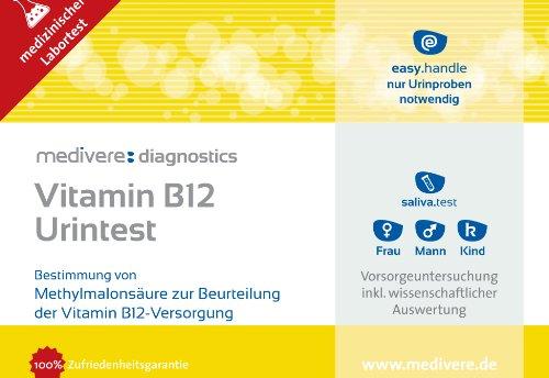 Vitamin B-12 Urintest