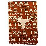 Northwest NCAA Collegiate Team Logo Fleece Throw Blanket 40' x 60' (Texas Longhorns)
