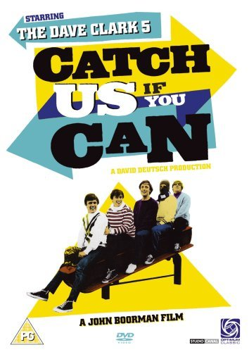 Catch Us If You Can [DVD] [1965] by The Dave Clark Five