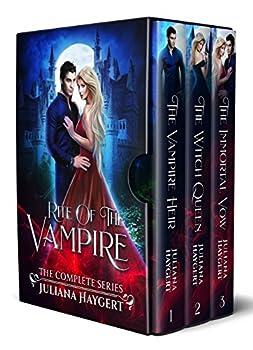 Rite World  Rite of the Vampire  Books 1-3