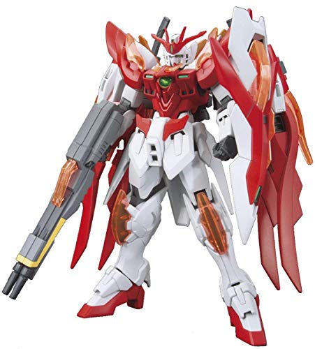 HGBF 1/144 Wing Gundam Zero Honoo Plastic Model