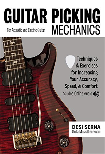 Guitar Picking Mechanics: Techniques & Exercises for Increasing ...