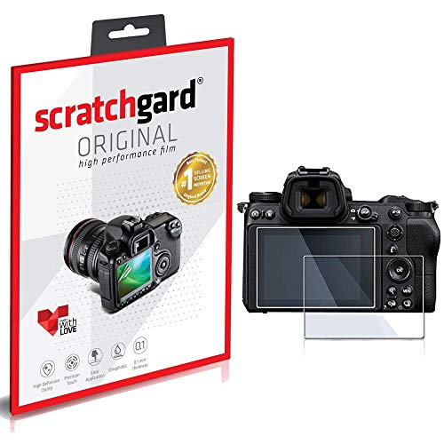 Scratchgard Anti-Bubble and Anti-Fingerprint Screen Protector for Nikon Z7