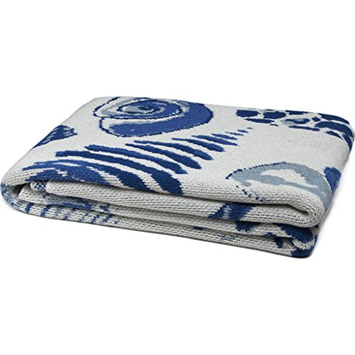 Buy in2green Shells Eco Throw - Blue