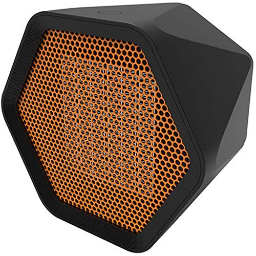 ACEWD Mini Calefactor Cerámico Silencioso – Estufa Eléctrica De Bajo Consumo Portátil,...