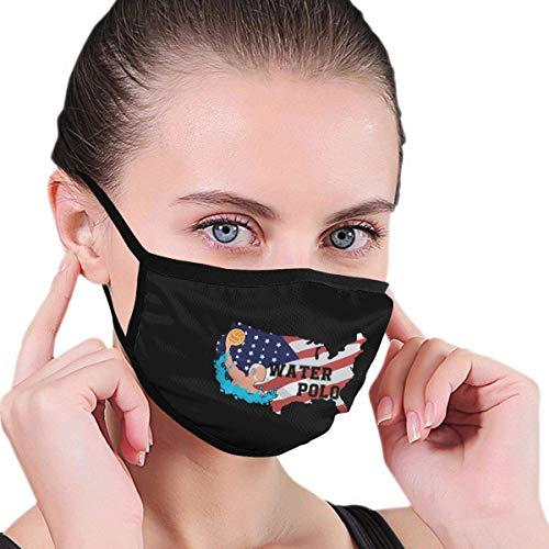 Amerikanische Flagge Wasserball Männer Frauen Kinder Teenager Drucken Rauch Allergien Waschbar Wiederverwendbarer Gehörschutz für Camping