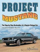 مشروع Mustang: الترميم خطوة بخطوة of a popular تي شيرت رجالي مكتوب عليه بطراز عتيق السيارة