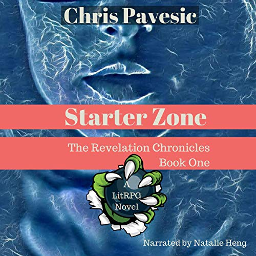 Starter Zone audiobook cover art