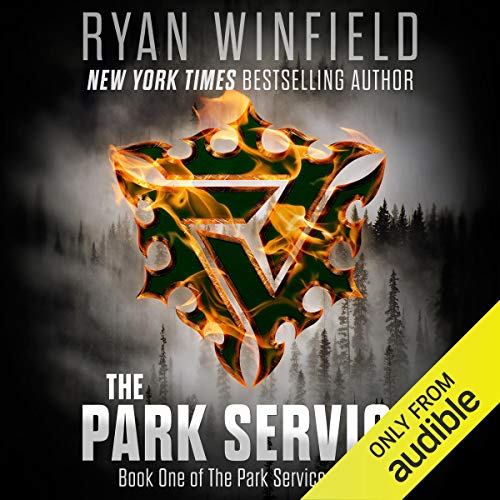 Couverture de The Park Service