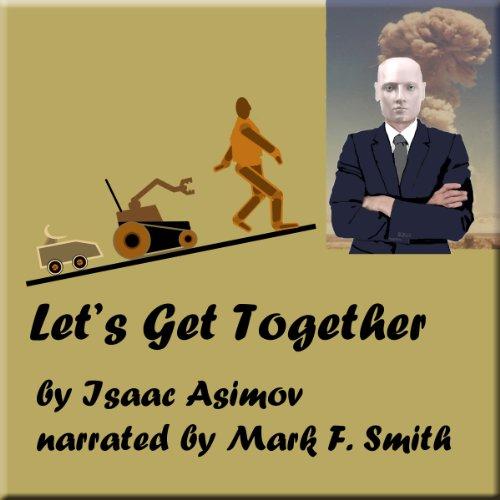 Let's Get Together audiobook cover art