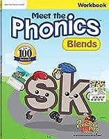 Meet the Phonics - Blends Workbook 1935610341 Book Cover