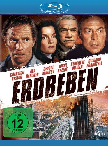 Erdbeben [Blu-ray]