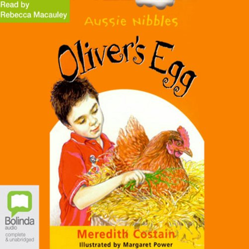 Oliver's Egg: Aussie Nibbles cover art