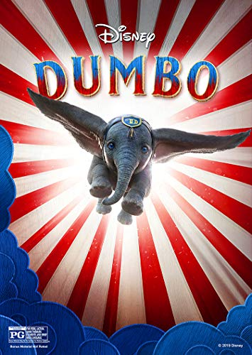 Dumbo [Blu-ray + DVD + Digital] (Bilingual)