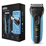 Braun Series 3 ProSkin 3040s Electric Shaver, Wet and Dry Electric Razor
