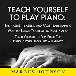 Teach Yourself to Play Piano audiobook cover art