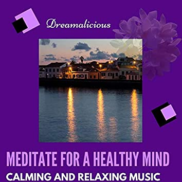 Meditate For A Healthy Mind - Calming And Relaxing Music