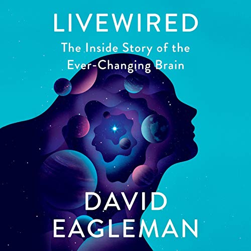 Livewired audiobook cover art