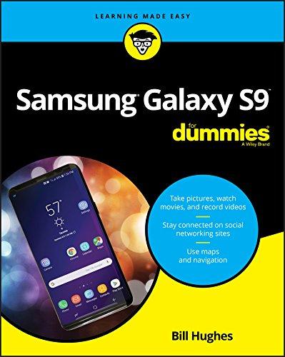 Samsung Galaxy S9 for Dummies