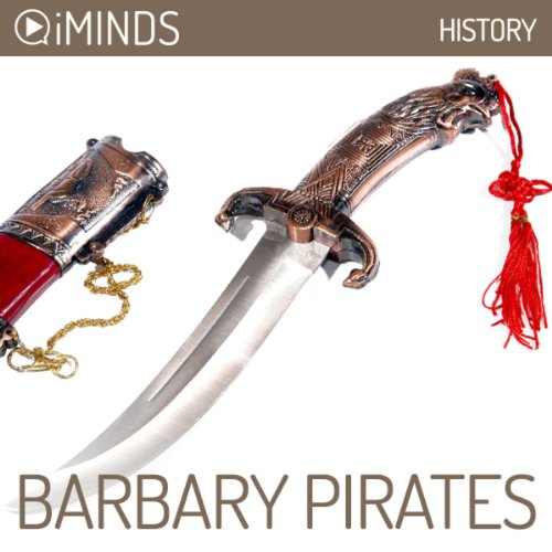 Barbary Pirates audiobook cover art