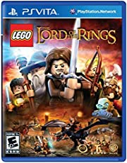 LEGO Lord of the Rings - PlayStation Vita (PSVita)