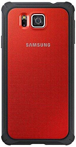 Samsung EF-PG850BREGWW Schutzhülle in rot Galaxy Alpha G850F