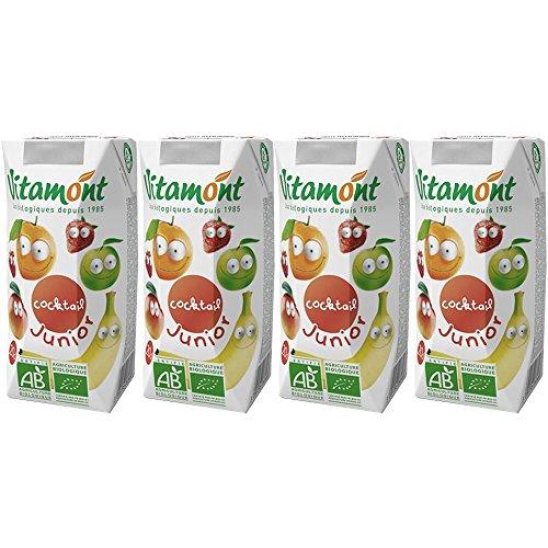 Vitamont Sumo Bio Cocktail Júnior 220 ml