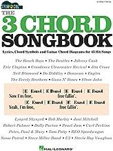 The 3 Chord Songbook - Strum & Sing Guitar