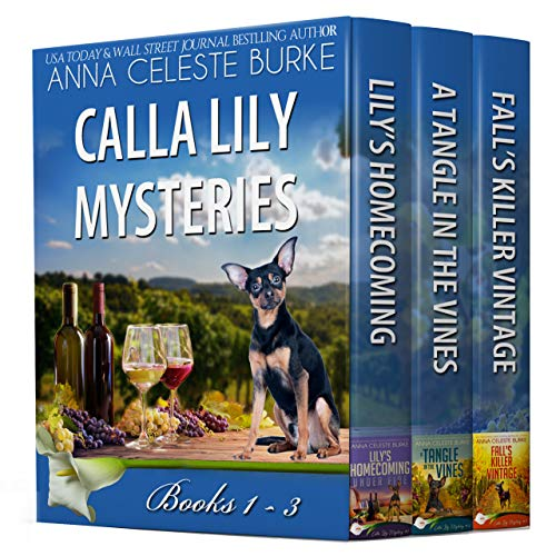 The Calla Lily Mysteries: Books 1-3 (The Calla Lily Mystery Series)