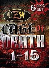Combat Zone Wrestling - Cage of Death 1-15 Anthology DVD-R Set