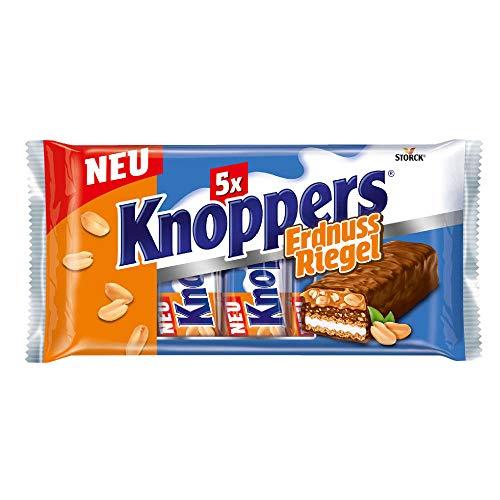 Knoppers Riegel Erdnuss, 200 g
