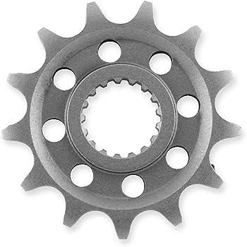 Color: Natural Sprocket Size: 520 Material: Steel PBI Steel Front Sprocket Sprocket Position: Front 13T Sprocket Teeth: 13