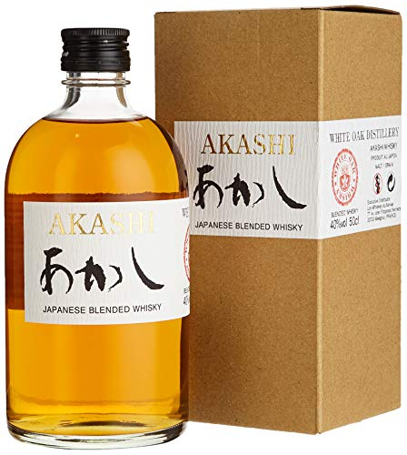 Akashi White Oak Whiskey (1 x 0.5 l)