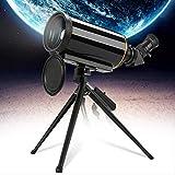 Compacta 90/1000 Maksutov-Cassegrain Spotting Scope HD de enfoque largo al aire libre pájaro Luna observación monocular telescopio con trípode