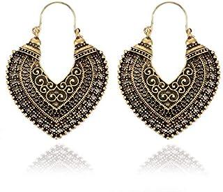 Fashion Women's Boho Ethnic Drop Dangle Vintage Earrings...