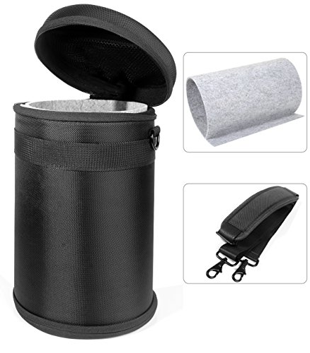 Case for Nikon AF-S 70-200, 70-300 f/4.5-5.6 , Tamron 150-600, Canon 100-400, Sigma 150-500, Olympus 40-150, FUJIFILM XF100-400, Sony FDR-AX100/B etc, Also for JBL Xtreme Portable Bluetooth Speaker