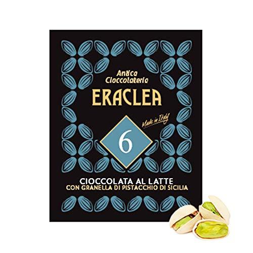 Buste monodose Cioccolata calda Eraclea (n°6 PISTACCHIO)