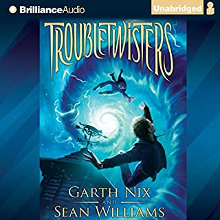 Troubletwisters cover art