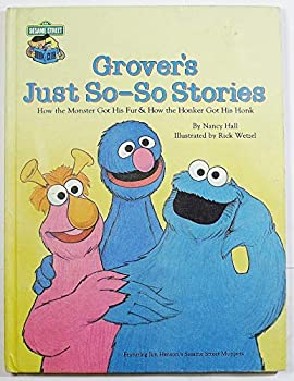 Grover's just so-so stories - Book  of the Sesame Street Book Club