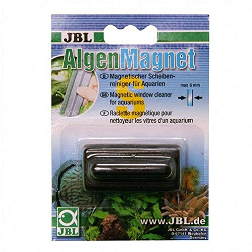 JBL JBL Scheiben-Reinigungsmagnet 61291, Für Aquarienscheiben Bild