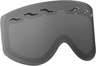 Scott NS/89x/87/83 Adult Replacement Lens Off-Road Goggles Accessories - Grey/One Size
