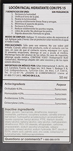 51EhELdY9wL - OLAY Total Effects 7-in-1 Anti-Aging Face Moisturizer with SPF 15, Fragrance-Free 1.7 oz