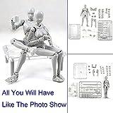 Body Kun, Yefun Human Mannequin 2.0 Körper Kun Puppe Body-Chan Mann / Frau Action-Figur DX-Set,...