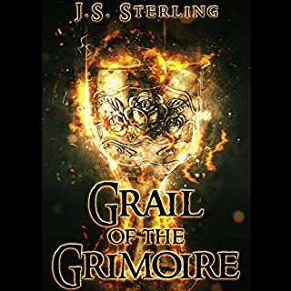 Grail of the Grimoire cover art
