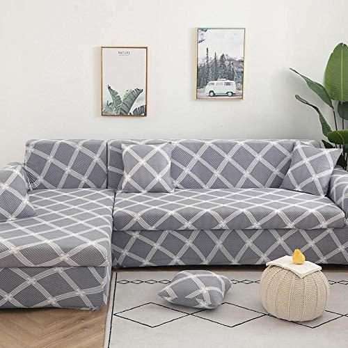 elastica funda sofas cubre para sofa couch cover funda sillon,Funda de verano para fundas de sofá en forma de L,fundas para muebles,funda antideslizante,funda de sofá lounge,protector de sofá seccion